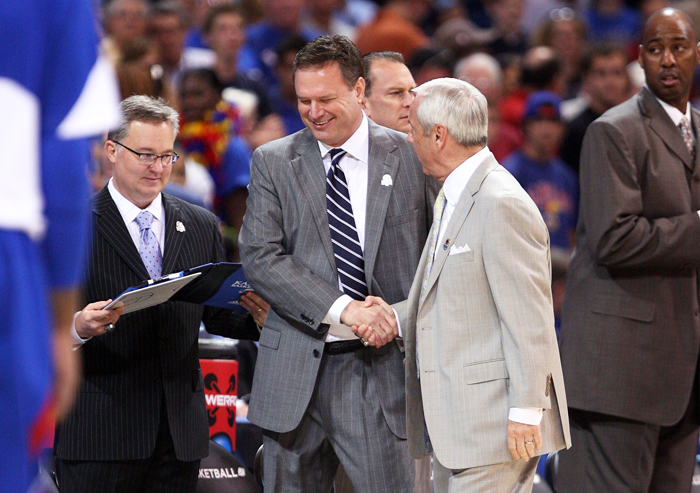 kansas-jayhawks-bill-self-roy-williams