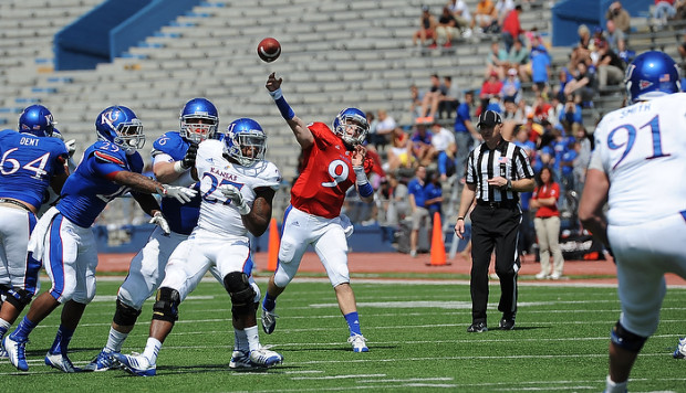 2013-kansas-spring-football-game