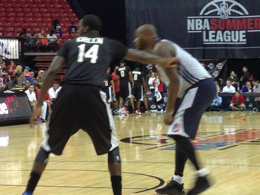 Darnell-Jackson-Summer-League