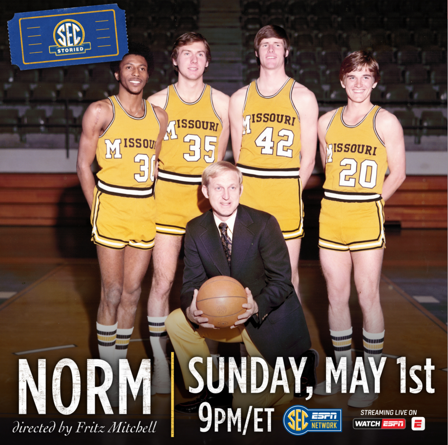"ESPN Films' ""Norm"" debuts Sunday, May 1. Image courtesy of ESPN Films."
