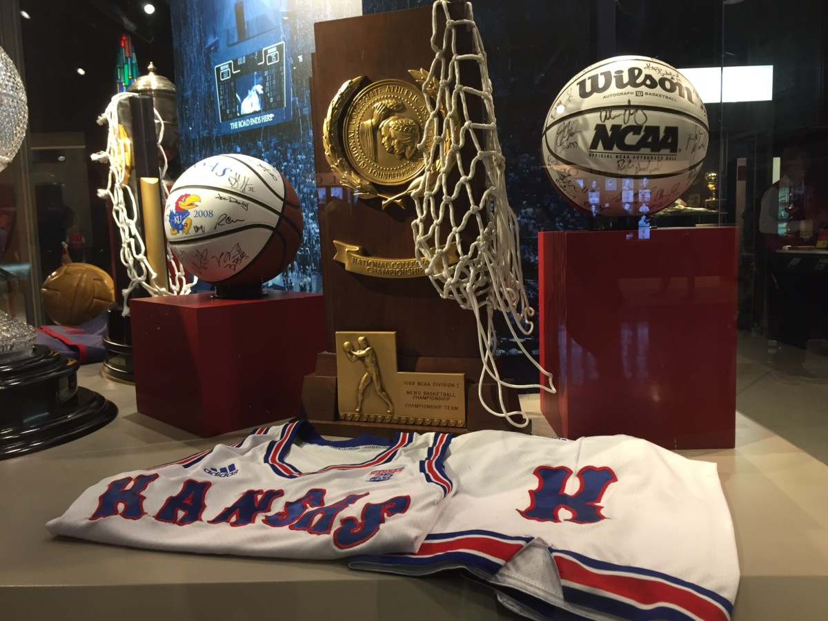 How important is a Big 12 championship for Kansas?