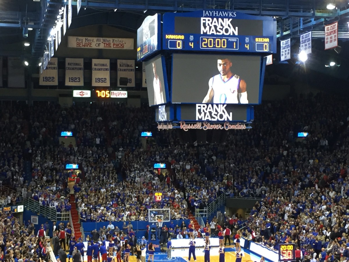 How much rest should Kansas give its starters?